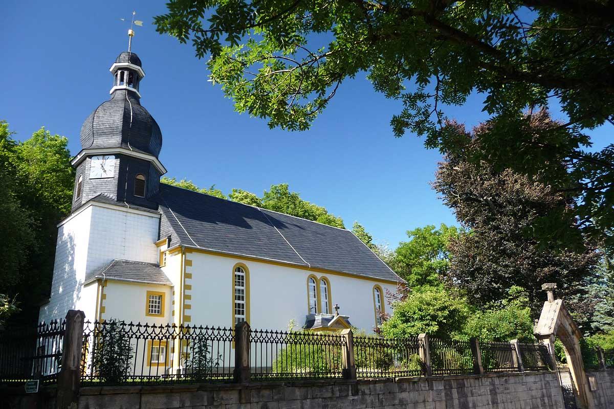 "Barockkirche ""St. Leonardi"""